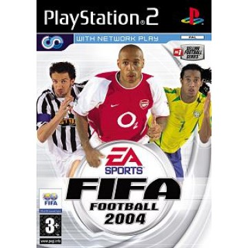 FIFA 2004 (Lietota)